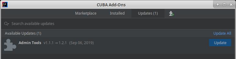 CUBA Studio User Guide